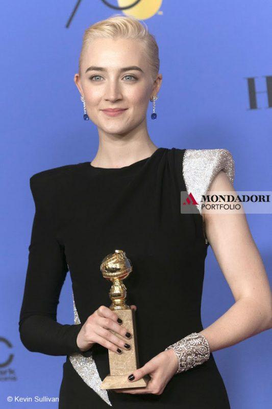 """Saoirse Ronan ha vinto il premio come """"Migliore attrice in un film comedy"""""""
