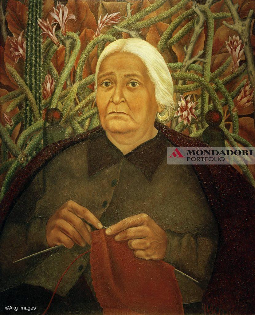 Ritratto Doña Rosita Morillo, 1944