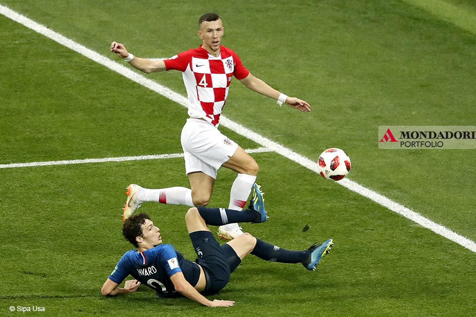 Il 2018 è stato anche l'anno dei mondiali di calcio in Russia. Nella finale disputata il 15 luglio la Francia si è imposta per 4-2 ai danni della Croazia.