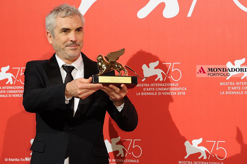 """Il 29 agosto è iniziata la 75° mostra internazionale d'arte cinematografica di Venezia, vinta da Alfonso Cuaròn con il film """"Roma"""""""