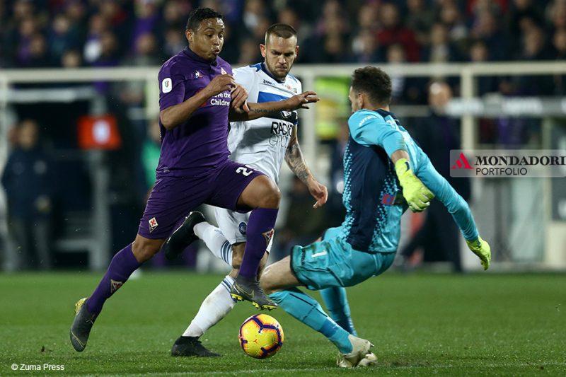 L'altra semifinale di Coppa Italia è stata giocata da Atalanta e Fiorentina ed è terminata con un pareggio (3-3).