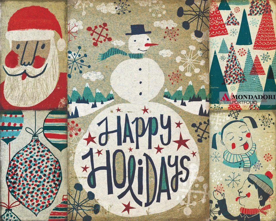 Buon Natale da Mondadori Portfolio!